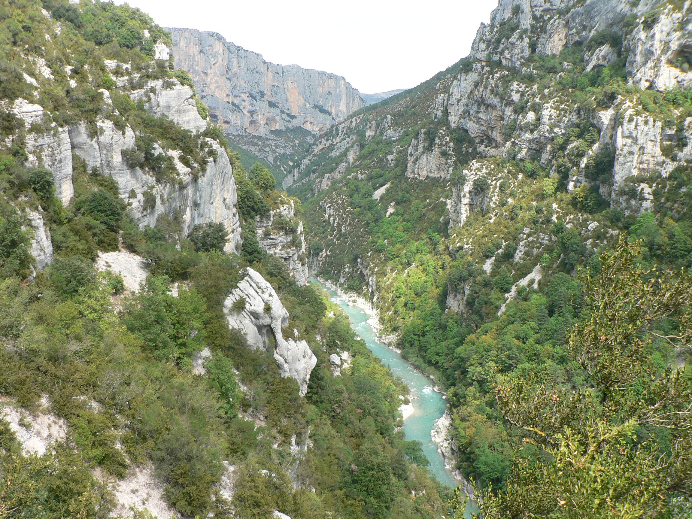 Grand Canyon & Gorges du Verdon